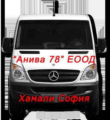 Хамали София - хамалски и транспортни услуги София